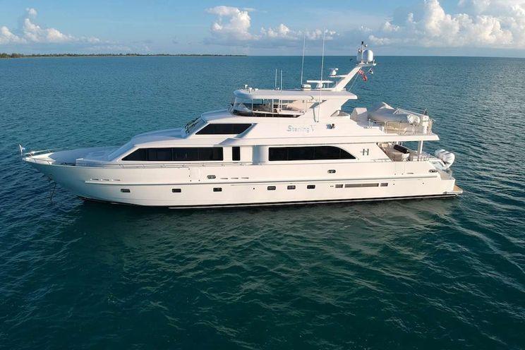 Charter Yacht STERLING V - Hargrave 93 - 3 Cabins - Fort Lauderdale - Florida - Bahamas