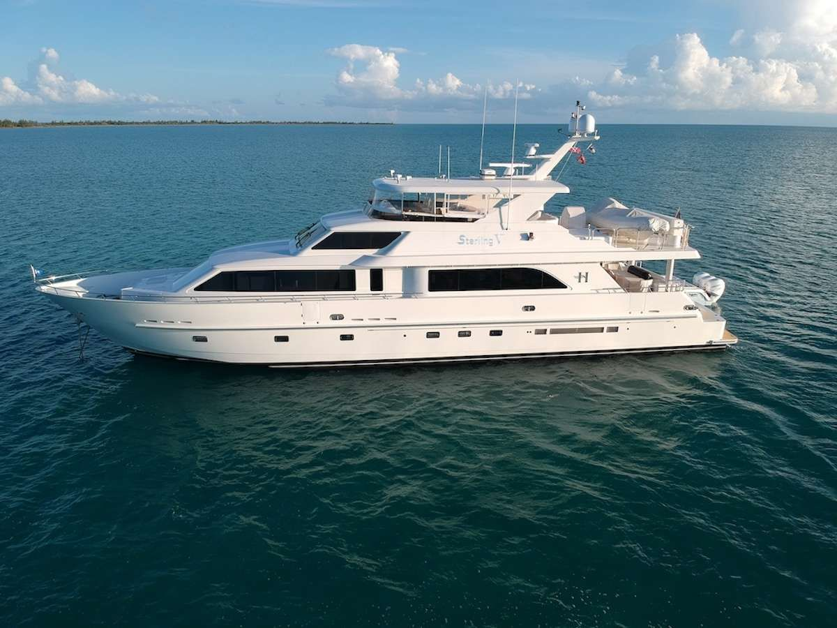 STERLING V - Hargrave 93 - 3 Cabins - Fort Lauderdale - Florida - Bahamas