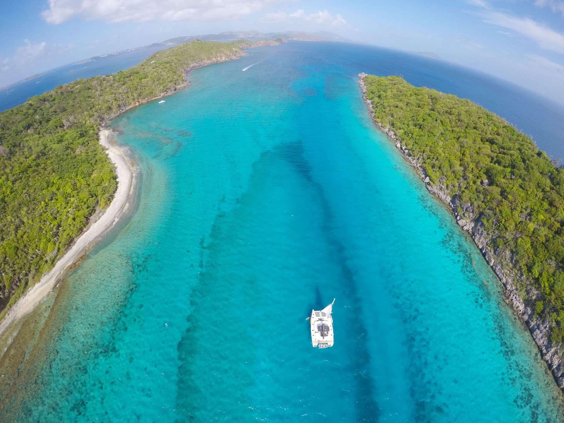 STOP WORK ORDER Lagoon 52 Aerial Drone