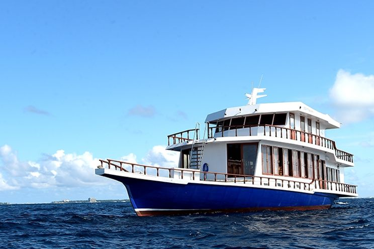 Charter Yacht MADIVARU - 6 Cabins - Maldives, Indian Ocean