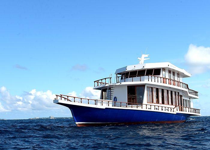 MADIVARU - 6 Cabins - Maldives, Indian Ocean