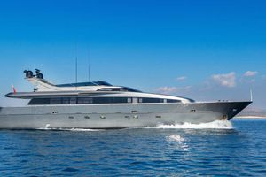 SUMMER FUN - Admiral 30m - 6 Cabins - Athens - Mykonos - Zakynthos