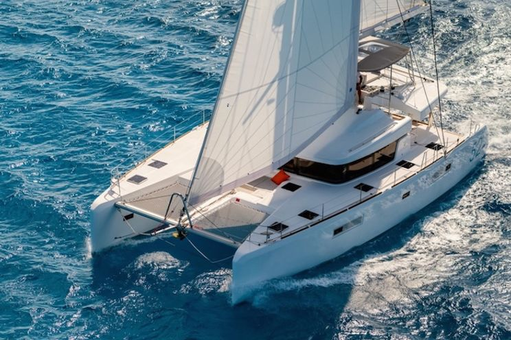 Charter Yacht SUMMERTIME - Lagoon 52 - 5 Cabins - Sicily - Aeolian Islands - Naples - Amalfi Coast - Ischia - Capri