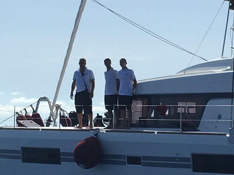 crew of 3