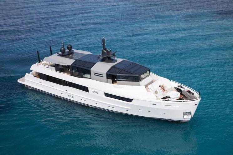 Charter Yacht SUN - Arcadia 35m - 6 Cabins - Bodrum - Marmaris - Gocek - Rhodes