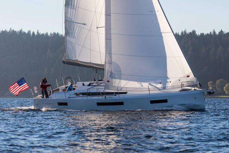 Charter Yacht Sun Odyssey 440 - 4 cabins (4 double) - 2020 - Lefkas - Fiskardo - Kalamos