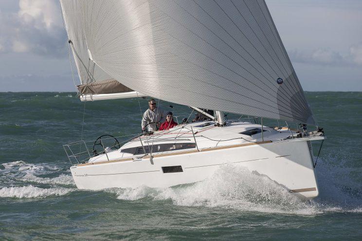 Charter Yacht Sun Odyssey 349 - 3 Cabins - Split - Croatia