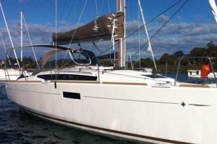 Charter Yacht Sun Odyssey 349 - 2016 - 3 Cabins