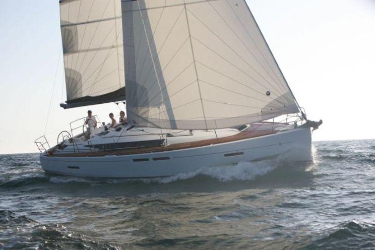 Charter Yacht Sun Odyssey 409 - 3 Cabins - Klaipeda - Lithuania