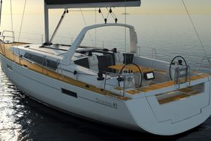 Sun Odyssey 41.1 - 3 Cabins - 2017 - Sardinia