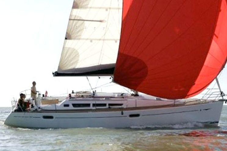 Charter Yacht Sun Odyssey 42i - 3 Cabins - Cannigione - Sardinia