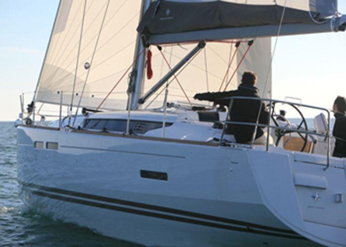 Sun Odyssey 439 - Sailing