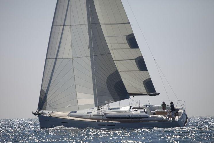 Charter Yacht Sun Odyssey 439 - 4 Cabins - San Antonio - Ibiza