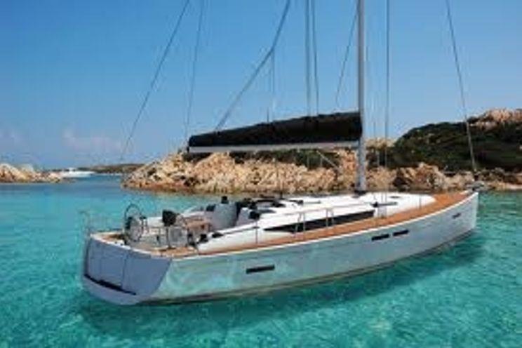 Charter Yacht Sun Odyssey 439 - 4 Cabins - Kastela - Croatia