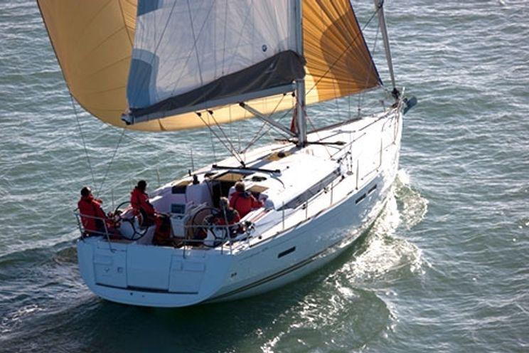 Charter Yacht Sun Odyssey 439 - 2014 - 4 Cabins(4 double)- Dubrovnik - Croatia