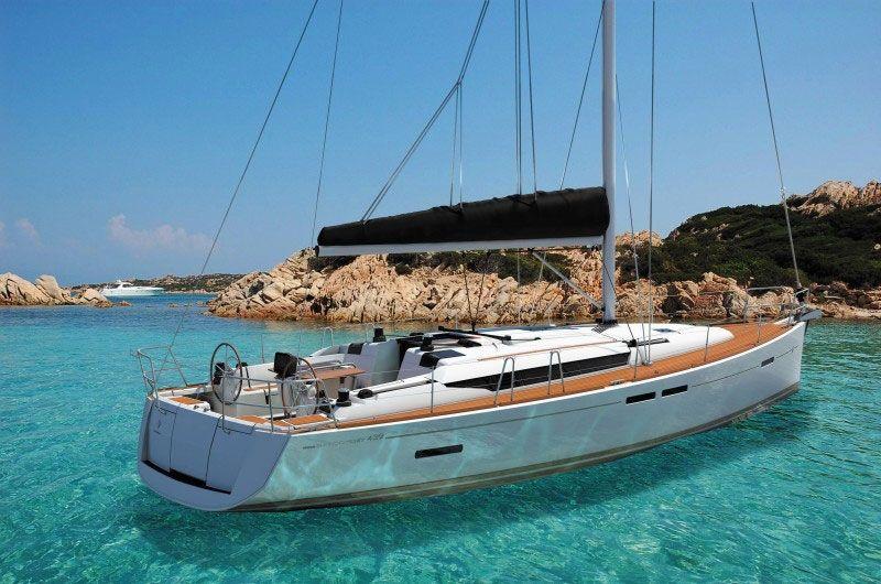 Sun Odyssey 439 - 4 Cabins - Portorosa - Sicily