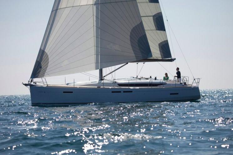 Charter Yacht Sun Odyssey 439 - 4 Cabins - Salerno - Amalfi Coast