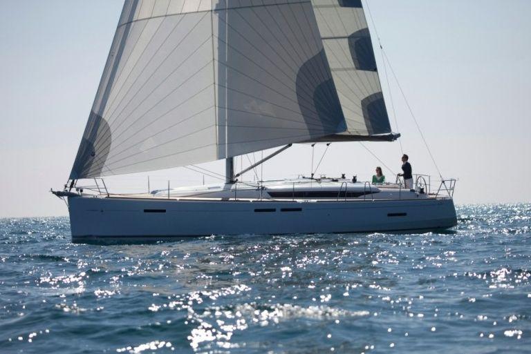 Sun Odyssey 439 - 4 Cabins - Salerno - Amalfi Coast