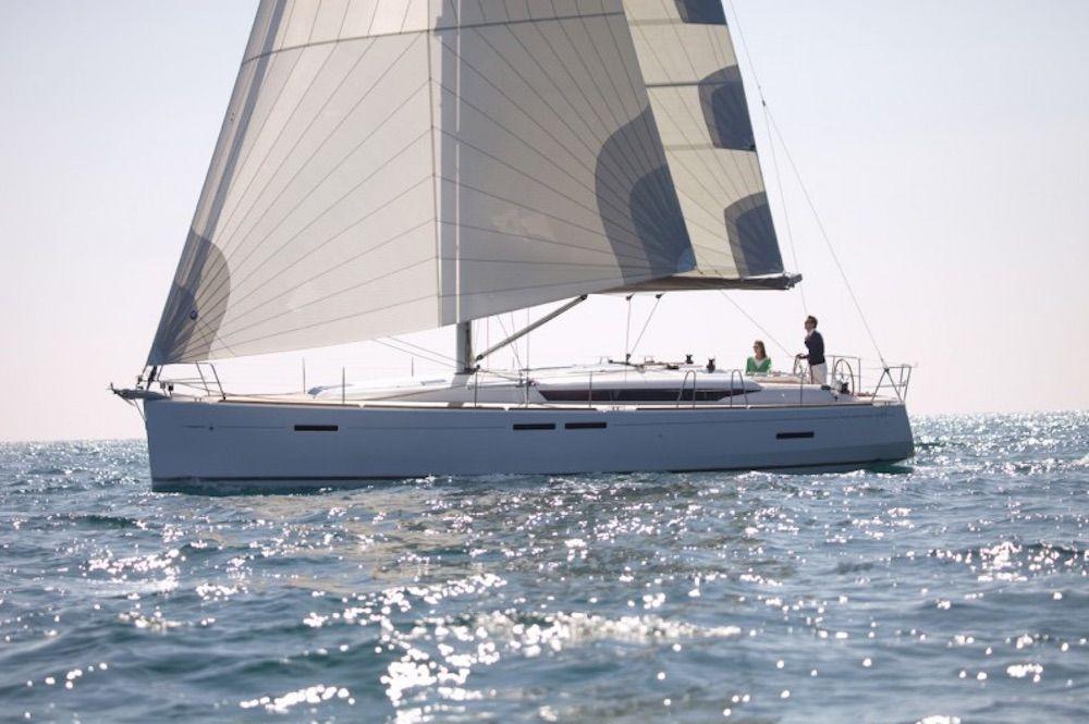Sun Odyssey 449 - 4 Cabins - 2017 - Sardinia