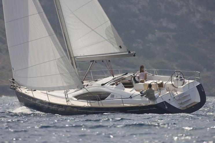 Charter Yacht Sun Odyssey 50 DS - 4 Cabins - Trogir - Croatia