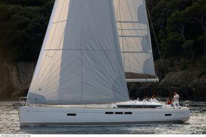 Sun Odyssey 509 - 5 Cabins - Malta