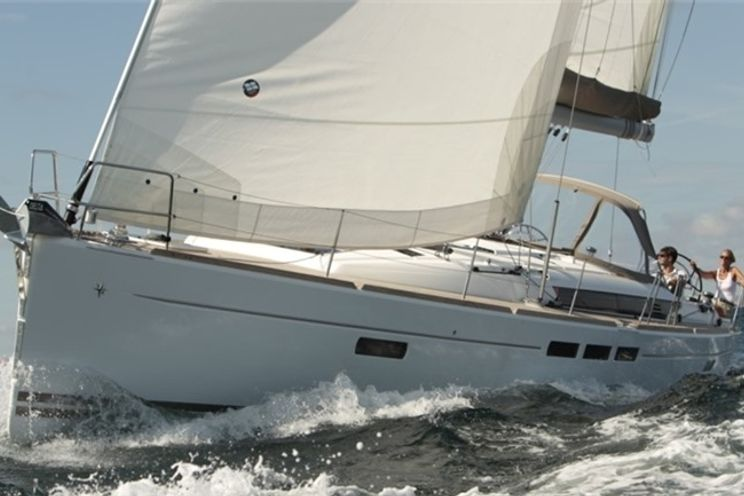 Charter Yacht Sun Odyssey 509 Super Premier - 5 Cabins - Guadeloupe