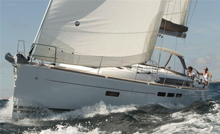 Sun Odyssey 509 Super Premier - 5 Cabins - Guadeloupe