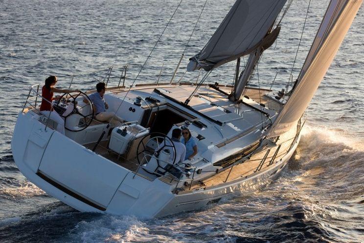 Charter Yacht RIOJA