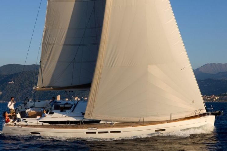 Charter Yacht Sun Odyssey 509 - 5 Cabins - British Virgin Islands - St Maarten - Tortola - Trinidad