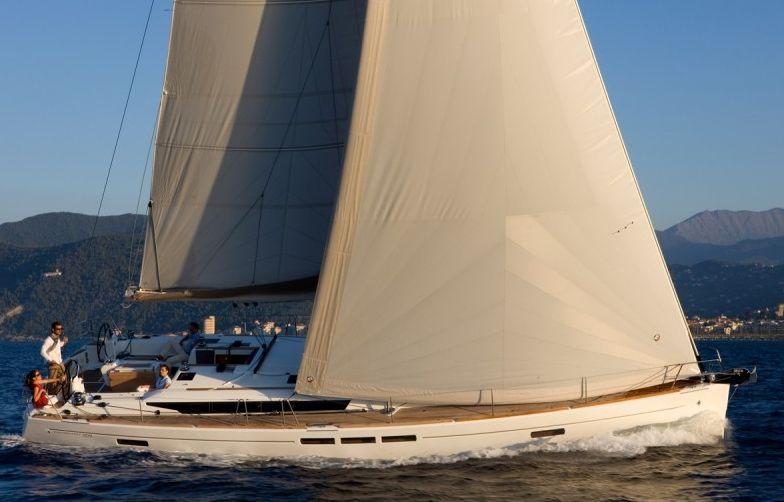 Sun Odyssey 509 - 5 Cabins - British Virgin Islands - St Maarten - Tortola - Trinidad