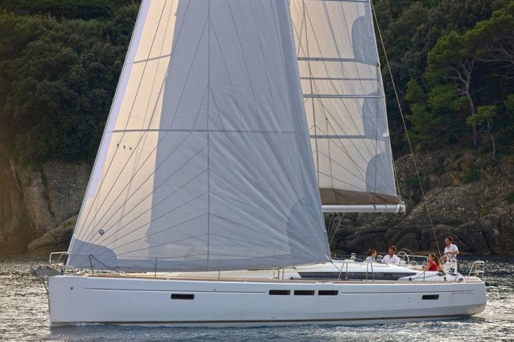 Charter Yacht Sun Odyssey 519 - 5 Cabins - Tropea - Naples - Amalfi Coast