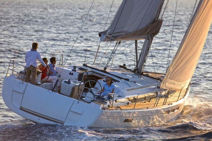 Charter Yacht Sun Odyssey 519 - 2017 - 5 Cabins - Sardinia