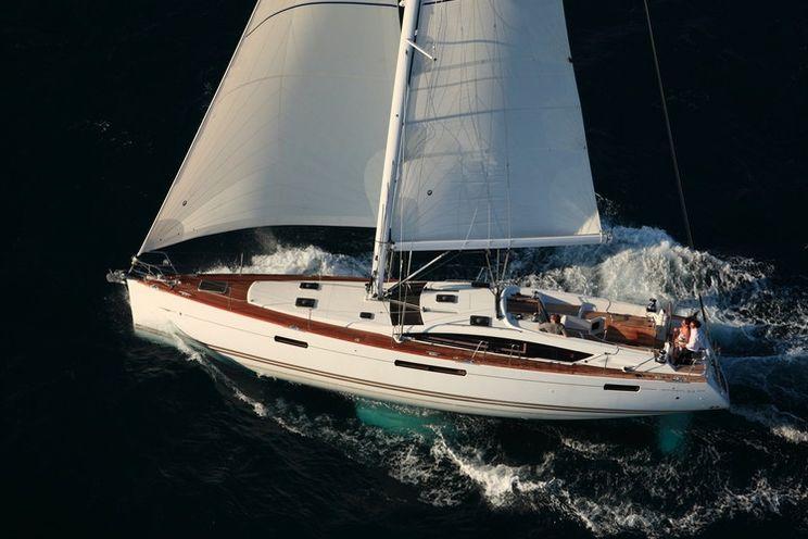 Charter Yacht Jeanneau 53 - 5 + 1 cabins (5 double 1 single) - Split - Kastela - Trogir