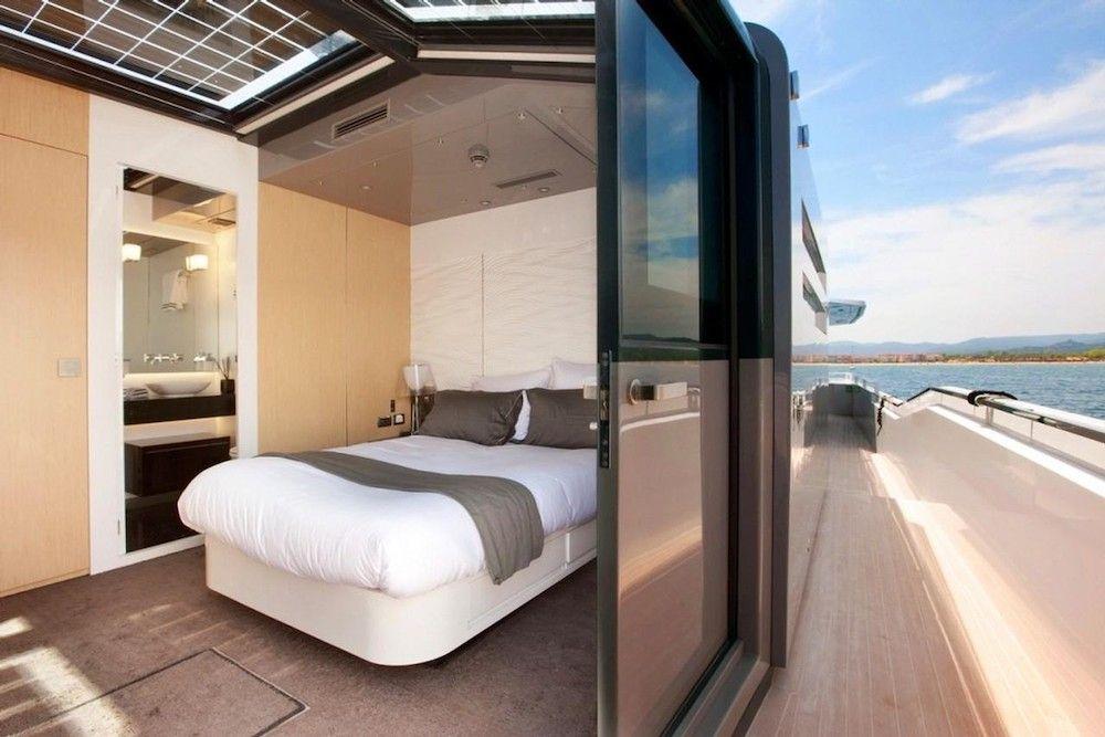 VIP Suite Flybridge