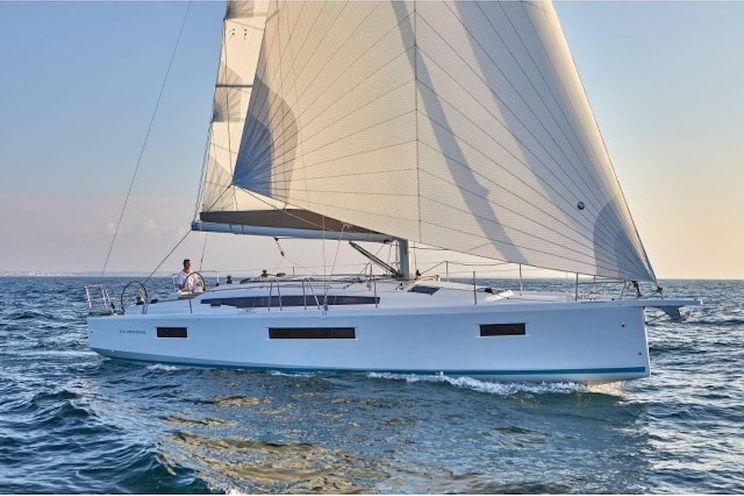 Charter Yacht Sun Odyssey 410 - 2021 - 3 cabin (3 double) - Kos - Rhodes