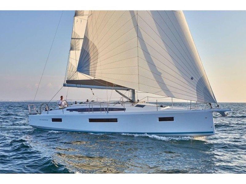 Sun Odyssey 410 - 2021 - 3 cabin (3 double) - Kos - Rhodes