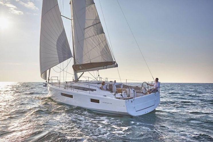 Charter Yacht Sun Odyssey 410 - 2020 - 3 cabins (3 double) - Kos - Rhodes