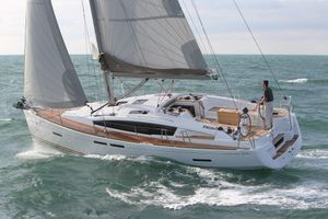 Jeanneau Sun Odyssey 41DS - 2 Cabins - 2016 - Annapolis - Chesapeake Bay