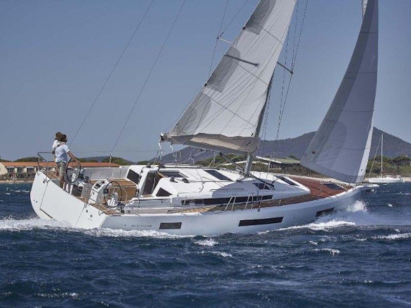Sun Odyssey 440 - 2021 - 4 Cabins (4 double) - Skiathos - Volos - Athens