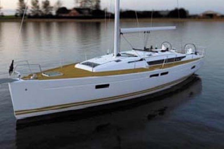 Charter Yacht Sun Odyssey 469 - 4 Cabins - Praslin, Seychelles