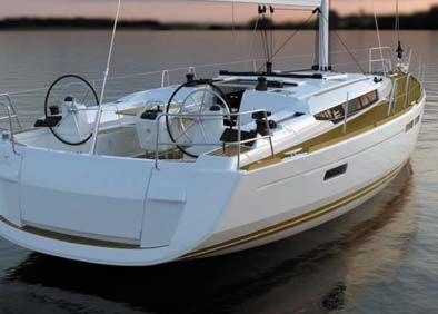 Sun Odyssey 469 - Marina