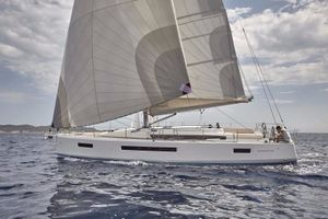 Sun Odyssey 490 - 4 + 1 cabins(4 double 1 single)- 2019 - Athens