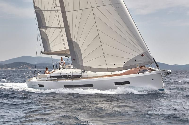 Sun Odyssey 490 - 4 + 1 cabins (4 double 1 bunk) - 2019 - Portisco