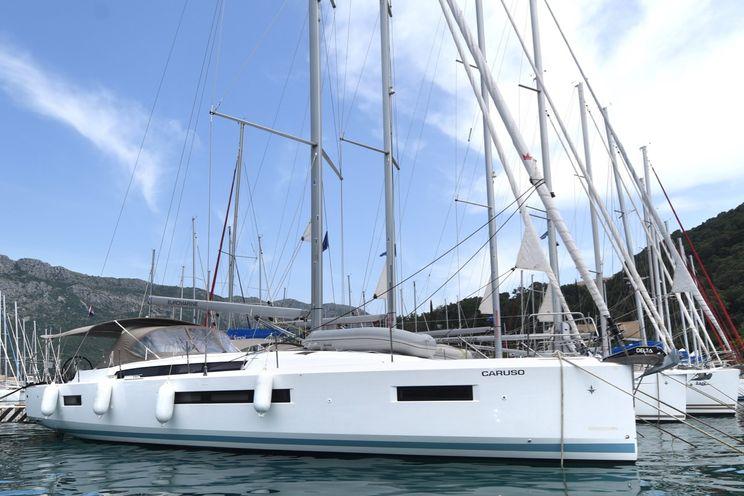 Charter Yacht Sun Odyssey 490 - 2019 - 4 Cabins (4 double) - Dubrovnik