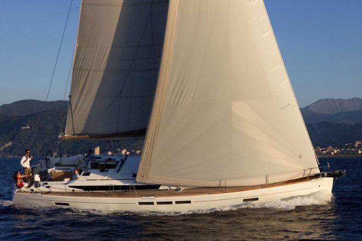 Charter Yacht Sun Odyssey 519 - 2018 - 6 cabins (5 double + 1 bunk + 1 single) - USVI - BVI