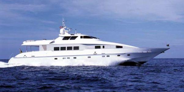 SUNARK - Heesen 120 - 4 Cabins - Bahamas - Nassau - Paradise Island