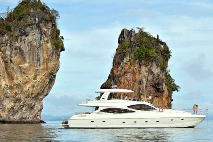 Charter Yacht Sunbird 80 - Day Charter for 30 Guests or 4 Cabins Live Aboard - Phuket, Thailand