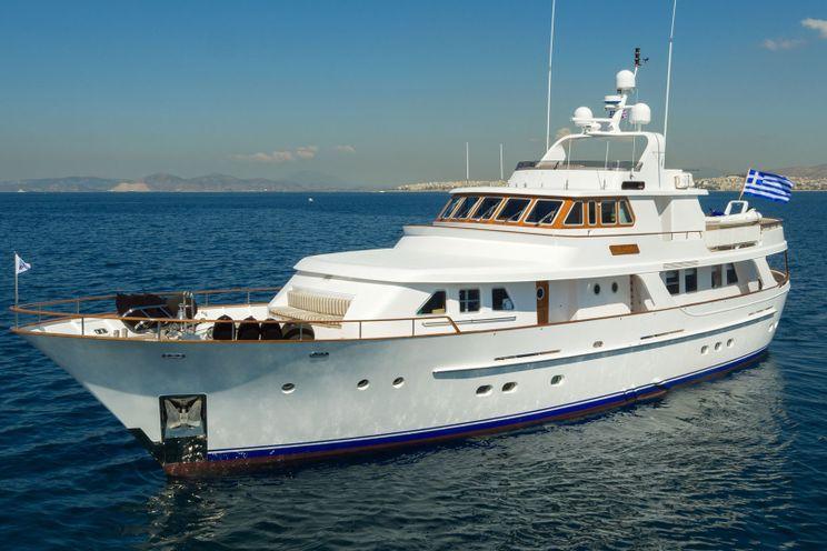 Charter Yacht SUNCOCO - Lowland 103 - 4 Cabins - Athens - Mykonos - Kos
