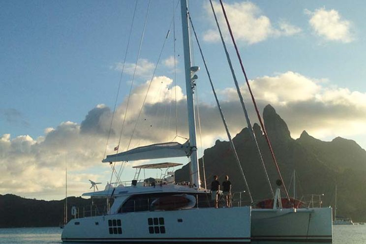 Charter Yacht Sunreef 62 - 3-4 Cabins - Thailand, Southeast Asia