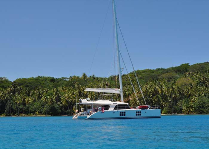 Sunreef 62 - Sailing